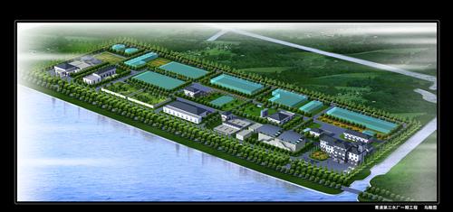 青浦第三水厂
